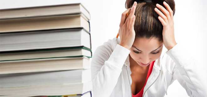 POSTGRADUATE RESEARCHERS REPORT HIGH LEVELS OF ANXIETY