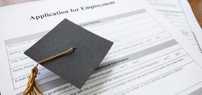 GRADUATE EMPLOYERS LOWER ENTRY CRITERIA TO BOOST DIVERSITY