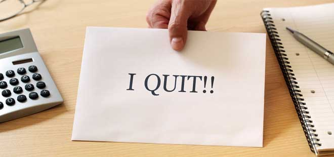 A THIRD OF VCs QUIT THEIR POSTS