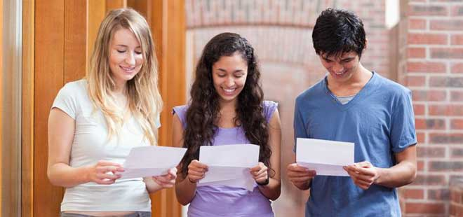 RECORD NUMBER OF UNIVERSITY PLACES AWARDED ON A LEVEL RESULTS DAY